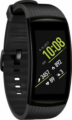 Samsung - Gear Fit2 Pro - Fitness Smartwatch (Large) - Black SM-R365NZKAXAR