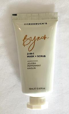 Dr Roebuck's Byron 2-in-1 Mask + Scrub