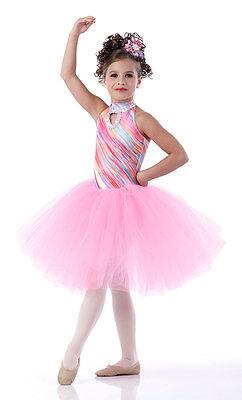 Sugar Plum Nutcracker Dance Ballet Tutu Costume Pink Christmas Child & Adult