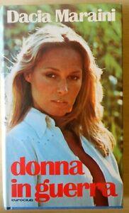 Dacia maraini donna in guerra euroclub ebay for Finestra nella dacia