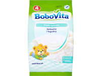 New Food Sealed Bobovita Nutricia Baby Organic vitamin B1 Rice Stage 1 from after 4+ months mth 160g