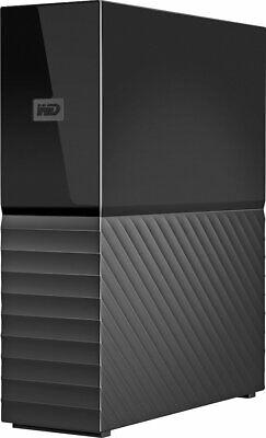 WD - My Book 4TB External USB 3.0 Hard Drive - Black