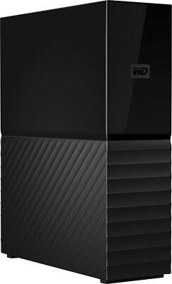 Wd - My Book 8tb External Usb 3.0 Hard Drive - Black