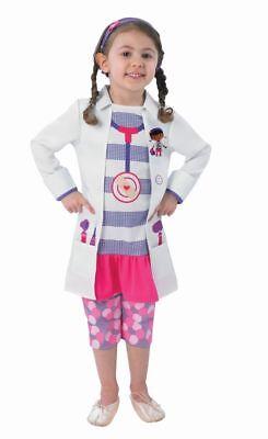 Rub - Kinder Kostüm Ärztin Doc McStuffins ()