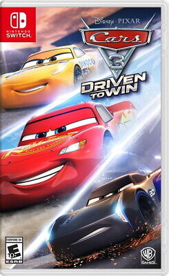 Cars 3: Driven to Win [Nintendo Switch Disney Racing Family Mater McQueen] NEW