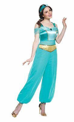 Disney's Aladdin - Jasmine Deluxe Adult Costume (New Style 2017)