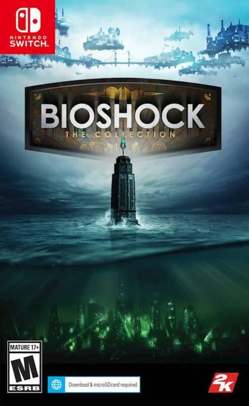 BioShock: The Collection Standard Edition - Nintendo Switch, Nintendo Switch ...