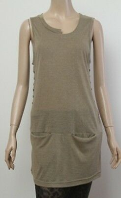 New  Best item summer Cool chic dress with pocket sz S
