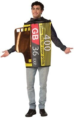 Radio Película Túnica Hombre Adulto Disfraz Accesorios