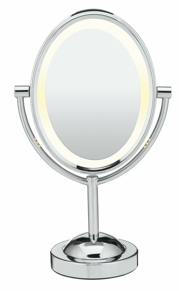 Conair Double-Sided Lighted Makeup Mirror - Lighted Vanity M