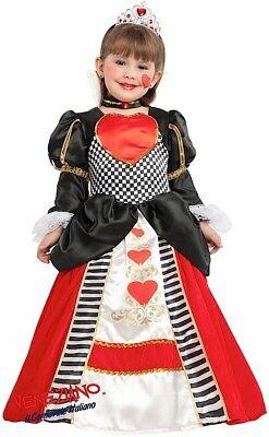 Italienische Herstellung Mädchen Deluxe Königin der Herzen Buch ()