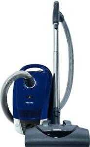 NEW Miele Electro+ Canister Vacuum, Marine Blue Condition: New