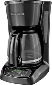 HMMMM -- FRESH COFFEE -- BLACK AND DECKER 12 CUP COFFEE MAKERS -- BEAT THE BIG BOX STORE PRICES !!