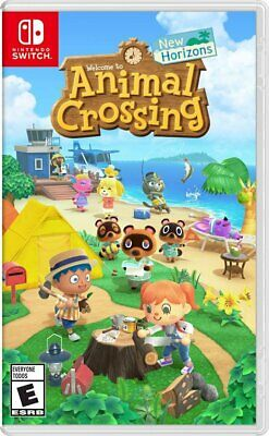 Animal Crossing New Horizons (Nintendo Switch, 2020) Open Box