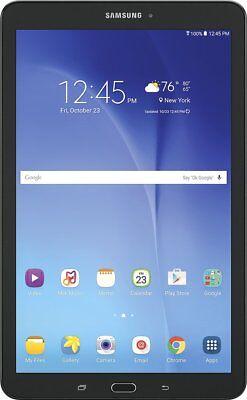 Samsung Galaxy Tab E SM-T560NU  16GB, Wi-Fi, 9.6in - Black 1-year warranty A