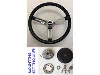 "1964-1965 Chevelle steering wheel SS MAHOGANY 14 1//2/"" Grant steering wheel"