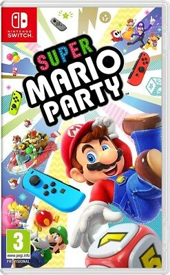 Super Mario Party Nintendo Switch Spiel *NEU OVP*
