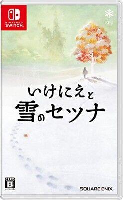 Ikenie To Yuki No Setsuna/I Am SetsunaJapanese Import Nintendo Switch F/S/W/Tr.#