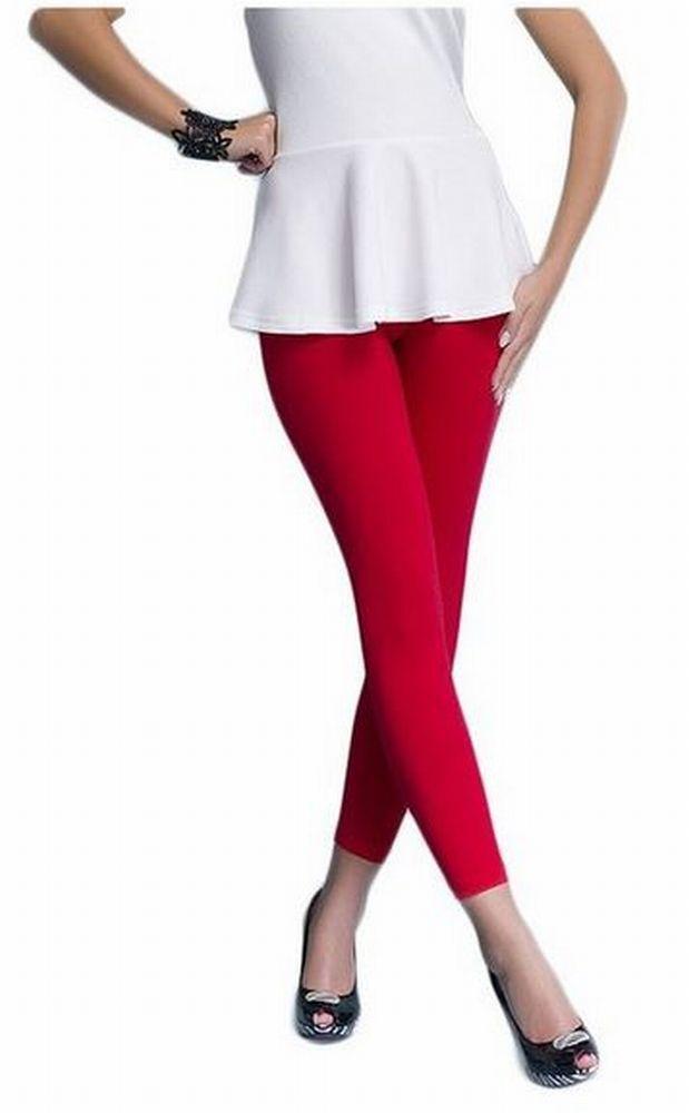 2-er Sparset Damen Fitness Leggings aus Baumwolle, kleine bis Übergröße, S – 6XL
