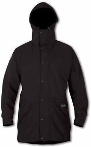 2nds - Paramo Mens Cascada Waterproof Jacket Coat Black L