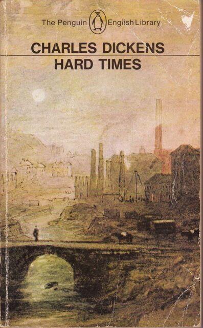 CHARLES DICKENS: HARD TIMES - PENGUIN BOOKS PB