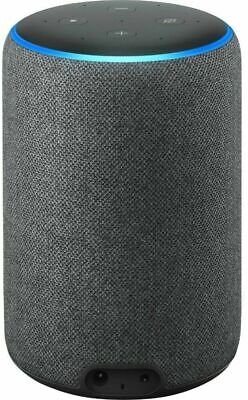 🔥 NEW Sealed Amazon - Echo (3rd Gen) Smart Speaker with Alexa - Charcoal 🔥