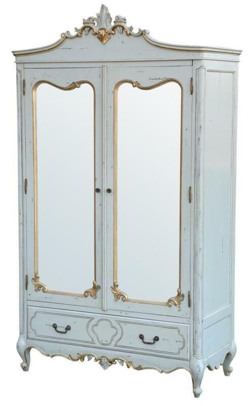 french armoire ebay. Black Bedroom Furniture Sets. Home Design Ideas
