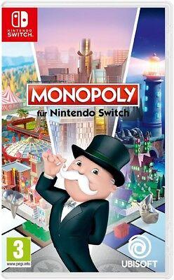 Monopoly Nintendo Switch Spiel *NEU OVP*