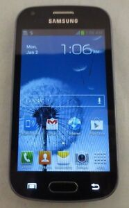 Samsung Galaxy Trend, GT-S7560M, 5MP Camera, Android OSv4.0.4 Paddington Brisbane North West Preview