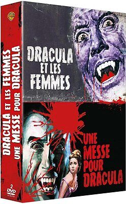 Das Blut von Dracula + Draculas Rückkehr - Christopher Lee- Doppel-DVD Neu online kaufen