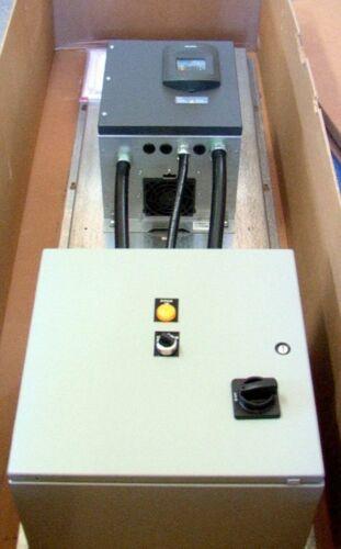 Siemens SED2 5 HP full control VFD w/ Line Reactor and Contactors in NEMA 12