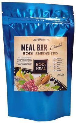 BODi ENERGIZER MEAL BAR - Complete Nutritional (1 to 5 Servings) 1