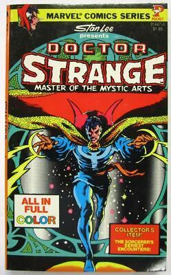 DOCTOR STRANGE, MASTER OF MYSTIC ARTS 1978 Pocketbook