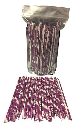 Grape Purple Pixy Stix Pixi Sticks Candy 1 Pound Resealable Bag Approx170 Pcs - Pixie Stick