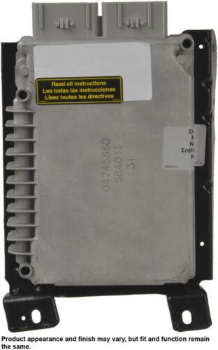 Engine Control Module/ECU/ECM/PCM-Engine Control Computer Cardone 79-3107V Reman