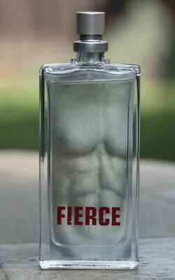 Abercrombie & Fitch FIERCE RED COLOGNE VINTAGE 1.7 OZ. 1st ISSUE RARE!!