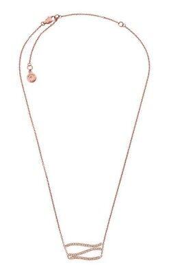 MICHAEL KORS Halskette mit Anhänger MKJ6633791 NEU Farbe: rosegold