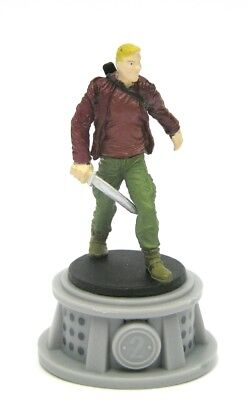 HeroClix The Hunger Games - District 2 Tribute Male - Cato Blonde Red Big Knife Hunger Games Cato