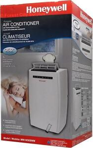 NEW IN BOX - HONEYWELL 10,000 BTU PORTABLE AIR CONDITIONER - EASY TO INSTALL IN ANY ROOM - AMAZING PRICE!!!