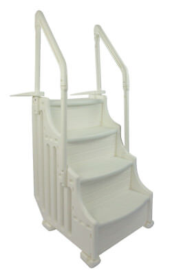 "Ocean Blue 400650 Mighty Step - 38"" Wide Above Ground Swimming Pool Steps Ladder"