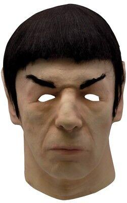 Star Trek Spock Mask Captain Kirk Trick Or Treat Studios Halloween - Captain Kirk Mask Halloween