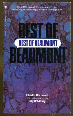 Best of Charles Beaumont-Bantam Paperback Original-1982-Ray Bradbury