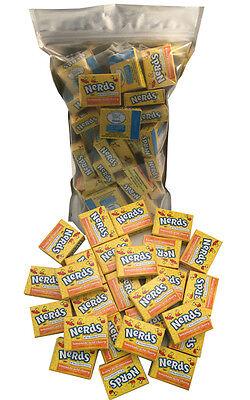 Wonka Nerds (Nerds Candy Wonka Fun Size Mini Boxes Resealable Bag Lemonade Wild Cherry)