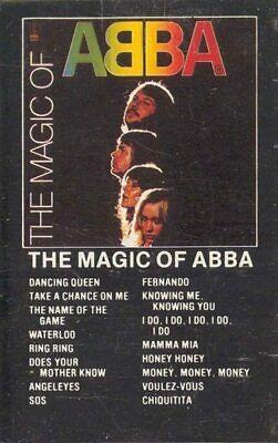 ABBA: The Magic of Abba Cassette Tape