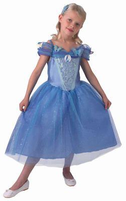 Rub - Disney Prinzessin Kinder Kostüm Cinderella Movie ()