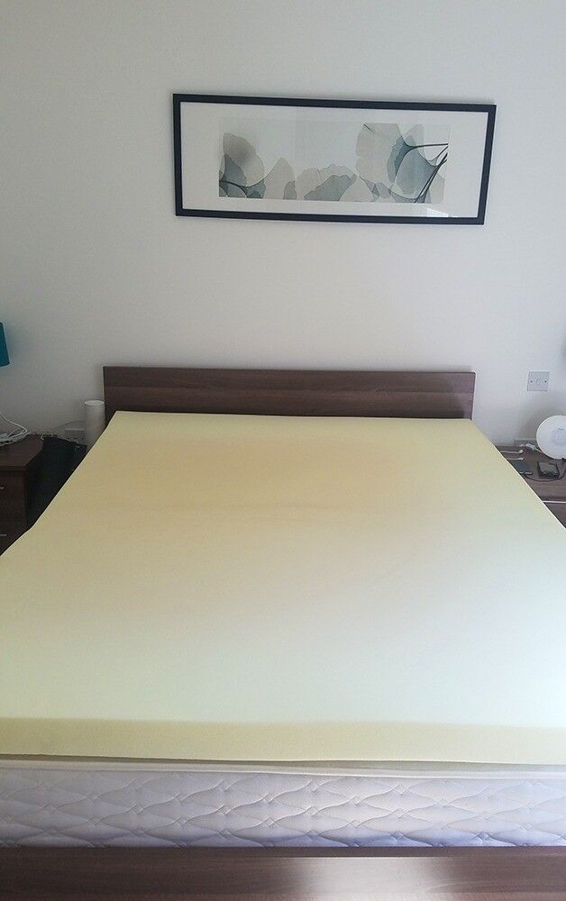 Super Comfy Bodymould Memory Foam Mattress King Size