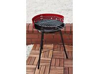 Brand New Boxed 14-inch Basic BBQ With Tool Set Delivery Available £12