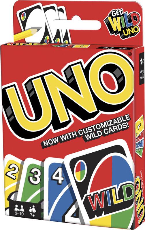 Mattel - UNO Card Game