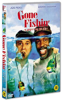 Gone Fishin / Christopher Cain (1997) - DVD new