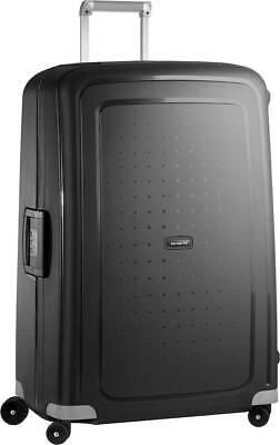 "Samsonite S'Cure 30"" Zipperless Spinner Luggage - Black-"